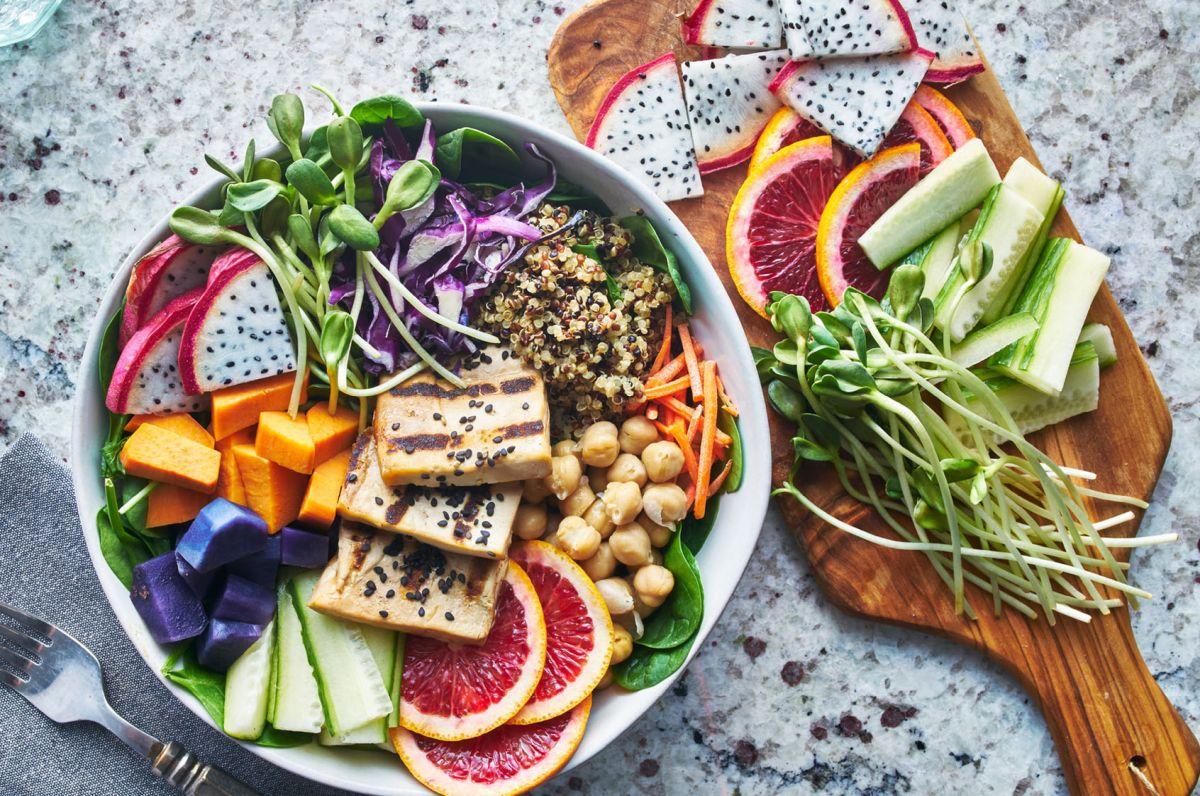 Dieta wegańska. Czy to prawda, że jest dobra dla zdrowia?